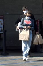 CHARLI XCX Shopping at Gelson