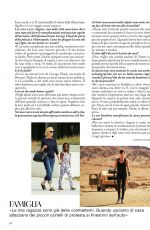 CHARLIZE THERON in Grazia Magazine, Italy July 2020