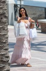 CHLOE KHAN Out and About in Marbella 07/15/2020