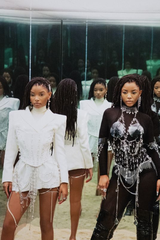 CHLOE X HALLE for Do It Music Video, May 2020