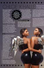 CHLOE X HALLE in Cool! Magazine, August 2020