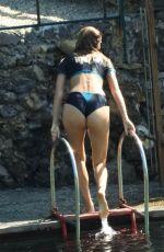 CHRISTINA CHIABOTTO in Bikini at a Pool 06/23/2020