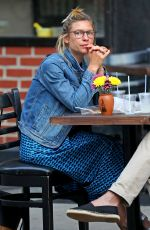 CLAIRE DANES and Hugh Dancy Out in New York 07/01/2020