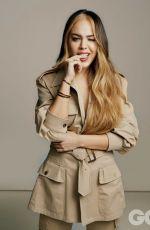 DANNA PAOLA in GQ Magazine, Mexico July 2020
