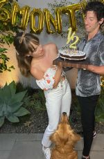 DEBBY RYAN and Josh Dun Celebrated 6 Months of Marriage - Imstagram Photos 07/06/2020
