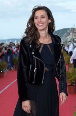 DORIA TILLIER at 34th Cabourg Film Festival Closing Ceremony 06/29/2020