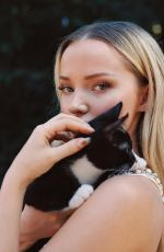 DOVE CAMERON for Puss Puss Magazine, July 2020