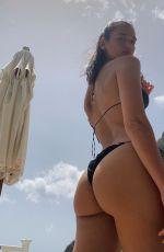 DUA LIPA in Bikini - Instagram Photos 07/05/2020