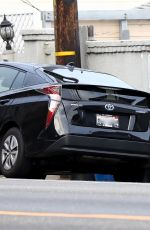 ELIZABETH OLSEN Out and About in Malibu 07/22/2020