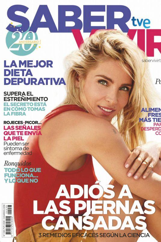 ELSA PATAKY in Saber Vivir Magazine, Spain August 2020