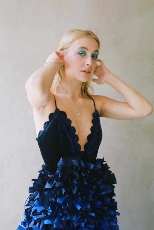 EMMA CHAMBERLAIN for Vogue Magazine, Australia August 2020