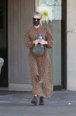 EMMA ROBERTS Out and About in Los Angeles 07/03/2020