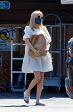 EMMA ROBERTS Out Shopping in Los Angeles 07/25/2020