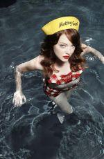 EMMA STONE for Mean Magazine, 2008