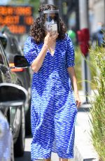 EMMY ROSSUM Out Shopping in Beverly Hills 07/22/2020