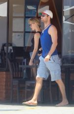 ERIN MORIARTY Out for Lunch in Beverly Hills 07/05/2020