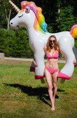 EVA AMURRI in Bikini - Instagram Photos 07/10/2020