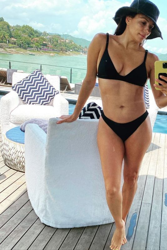 EVA LONGORIA in Bikini - Instagram Photo 07/19/2020