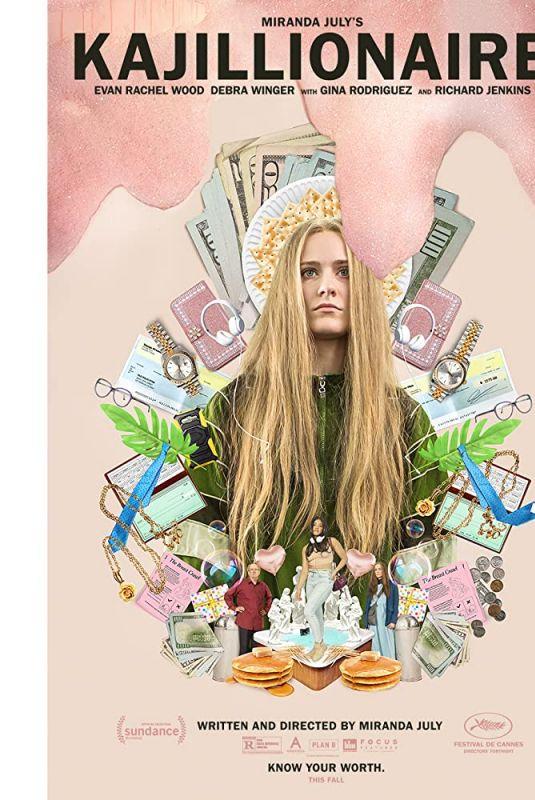 EVAN RACHEL WOOD - Kajillionaire Poster, 2020