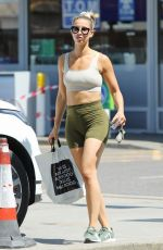 FERNE MCCANN Shopping at M&S Store in Essex 06/23/2020