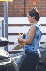 FRANKIE BRIDGE Out in London 06/27/2020