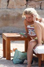 GABBY ALLEN in Bikini at a Beach in Spain 07/30/2020