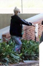 GWEN STEFANI at UCLA Campus in Los Angeles 07/02/2020