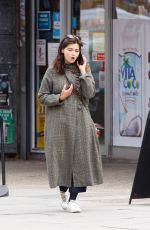 JENNA LOUISE COLEMAN Out in London 06/30/2020