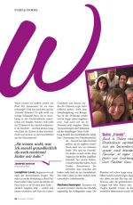 JENNIFER ANISTON in Moments Magazine, July 2020