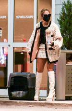 JENNIFER LOPEZ Arrives in Hamptons for 4th of July Celebration 07/04/2020