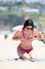 JESSICA GOMES in Bikini at a Beach in Malibu 07/16/2020