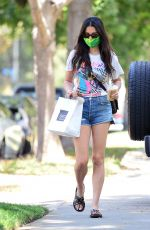 JESSICA GOMES in Denim ShLeaves Joans on Third in West Hollywood 07/15/2020