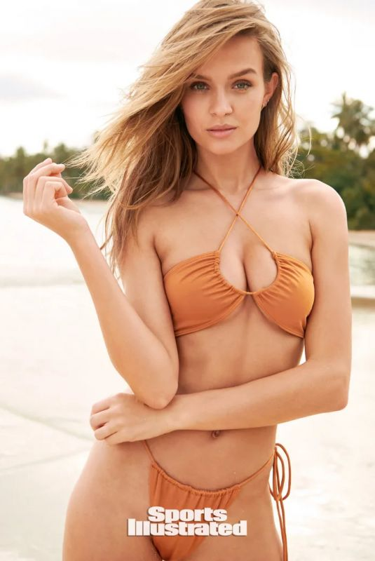 JOSEPHINE SKRIVER for Sports Illustrated Swimsuit 2020 Preview