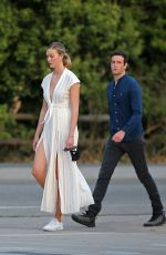 KARLIE KLOSS and Joshua Kushner Out in Los Angeles 07/11/2020