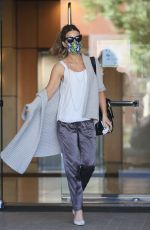 KATE BECKINSALE Out and About in Los Angeles 07/09/2020