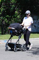 KATE MARA Out for a Morning Walk in Los Feliz 07/11/2020