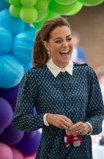 KATE MIDDLETON at Queen Elizabeth Hospital in Norfolk 07/05/2020