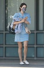 KATHARINE MCPHEE Out in West Hollywood 07/08/2020