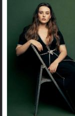 KATHERINE LANGFORD in Glamour Magazine, Mexico July 2020