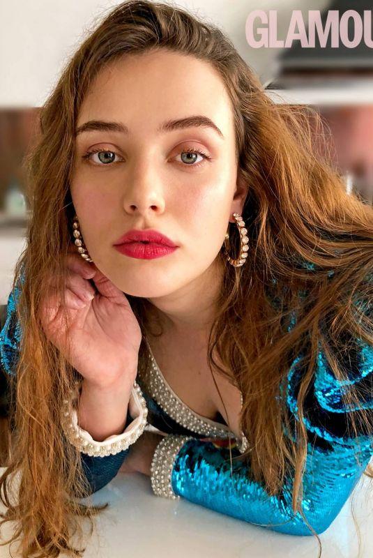 KATHERINE LANGFORD in Glamour Magazine, UK July 2020