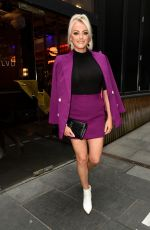 KATIE MCGLYNN Out Celebrates Her Birthday in Manchester 07/16/2020