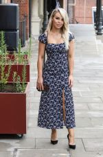 KATIE PIPER Out in London 07/08/2020