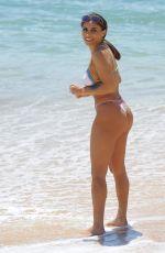KAYLEIGH MORRIS in Bikini at a Beach in Spain 07/15/2020