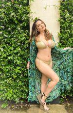 KELLY BROOK in Bikini - Instagram Photos 07/09/2020