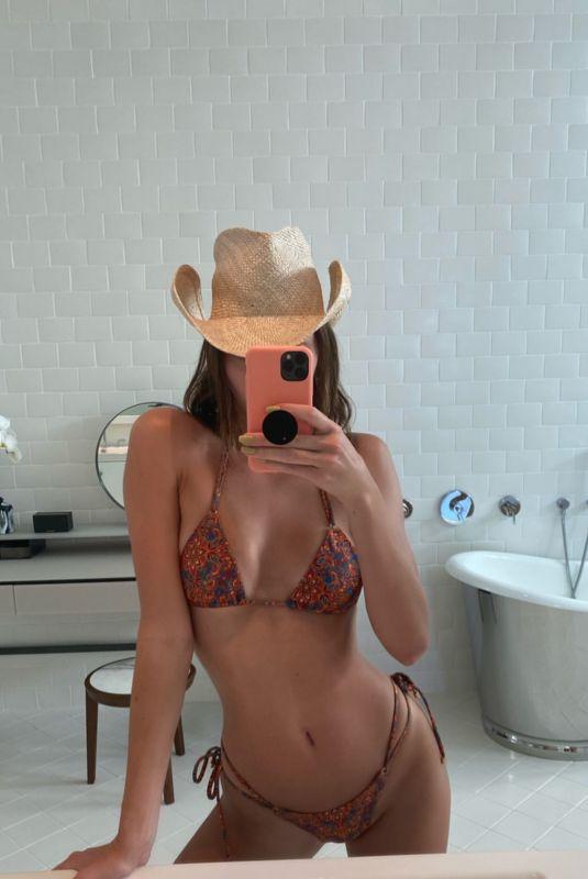 KENDALL JENNER in Bikini - Instagram Photo 07/12/2020