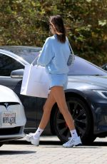 KENDALL JENNER Out Shopping in Malibu 07/25/2020