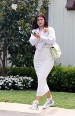KYLIE JENNER Leaves a Hotel in Laguna Beach 07/19/2020