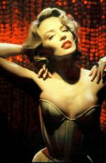 KYLIE MINOGUE at a Photoshoot, 2002