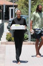 LAIS RIBEIRO Out and About in Malibu 07/07/2020