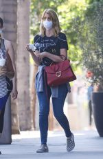 LAURA DERN Out and About in Santa Monica 07/13/2020